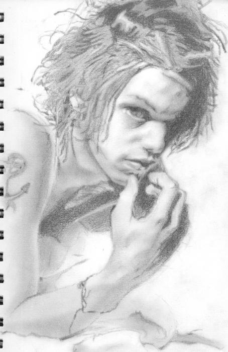 Jamie Campbell Bower by Thumbelina